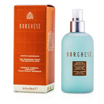Borghese SPA Soothing Tonic  250ml/8.3oz