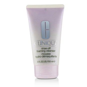 Clinique Rinse Off Foaming Cleanser  150ml/5oz