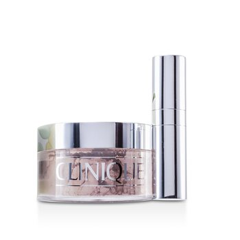 Clinique Blended Face Powder + Brush - No. 02 Transparency; Premium price due to scarcity  35g/1.2oz