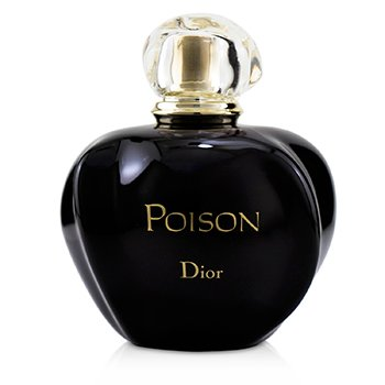Christian Dior Poison Eau De Toilette Spray  100ml/3.3oz