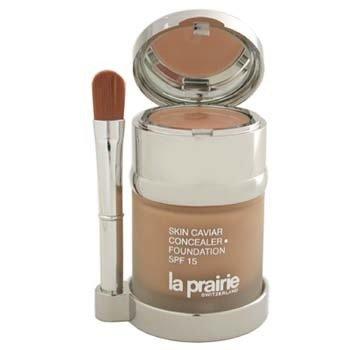 La Prairie Skin Caviar Concealer Foundation SPF 15 - # Honey Beige  30ml/1oz