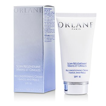 Orlane Reconditioning Cream Hands and Nails SPF 10  75ml/2.5oz