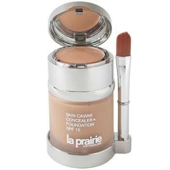 La Prairie Skin Caviar Concealer Foundation SPF 15 - # Golden Beige  30ml/1oz