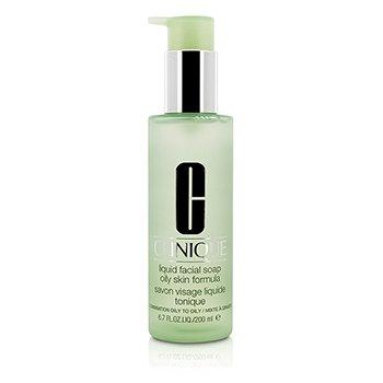 Clinique Liquid Facial Soap Oily Skin Formula  200ml/6.7oz
