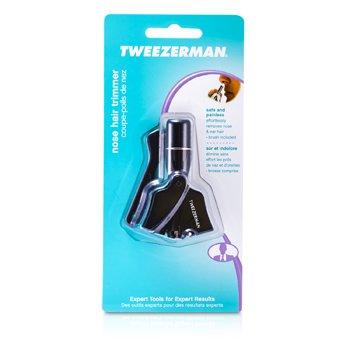 Tweezerman Nose Hair Trimmer with Brush  -
