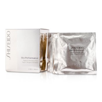 Shiseido Bio Performance Exfoliating Discs  8discs