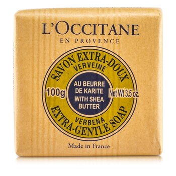 L'Occitane Shea Butter Extra Gentle Soap - Verbena  100g/3.5oz