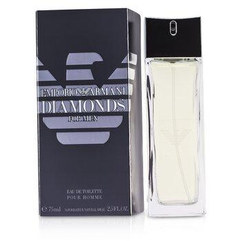 Giorgio Armani Emporio Armani Diamonds Eau De Toilette Spray  75ml/2.5oz