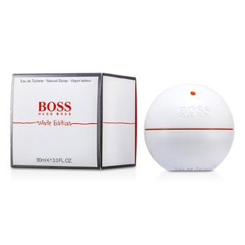 Hugo Boss In Motion White Eau De Toilette Spray  90ml/3oz