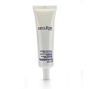 Decleor Hydra Floral Anti-Pollution Flower Dew Moisturising Gel-Cream For Eyes (Salon Size)  30ml/1oz