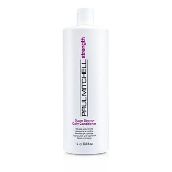 Paul Mitchell Strength Super Strong Daily Conditioner (Rebuilds and Protects)  1000ml/33.8oz