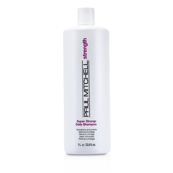 Paul Mitchell Strength Super Strong Daily Shampoo (Strengthens and Protects)  1000ml/33.8oz