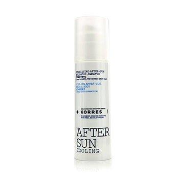 Korres Yoghurt Cooling After Sun Face & Body Gel  150ml/5.07oz