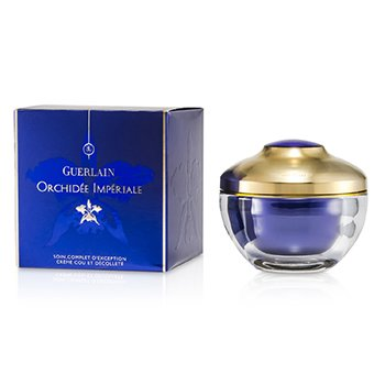 Guerlain Orchidee Imperiale Exceptional Complete Care Neck & Decollete Cream  75ml/2.6oz