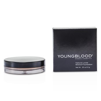Youngblood Natural Loose Mineral Foundation - Cool Beige  10g/0.35oz