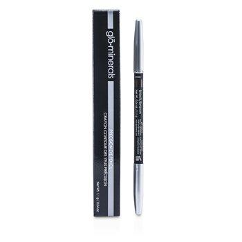 GloMinerals GloPrecision Eye Pencil - Black/ Brown  1.1g/0.04oz