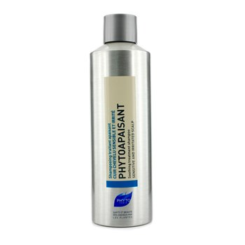 Phyto Phytoapaisant Soothing Treatment Shampoo (For Sensitive and Irritated Scalp)  200ml/6.7oz