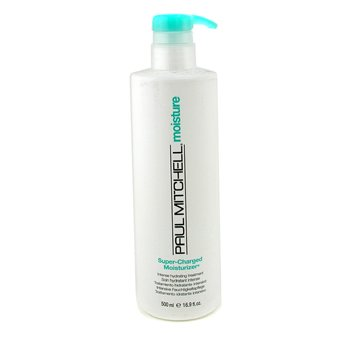 Paul Mitchell Moisture Super Charged Moisturizer (Intense Hydrating Treatment)  500ml/16.9oz