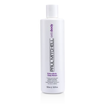 Paul Mitchell Extra-Body Daily Rinse (Thickens and Detangles)  500ml/16.9oz