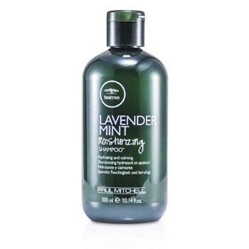 Paul Mitchell Tea Tree Lavender Mint Moisturizing Shampoo (Hydrating and Calming)  300ml/10.14oz