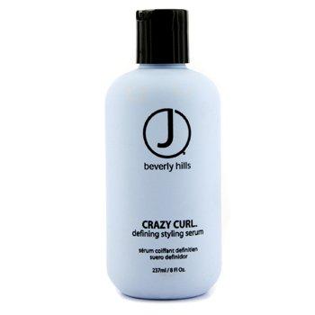 J Beverly Hills Crazy Curl Defining Styling Serum  237ml/8oz