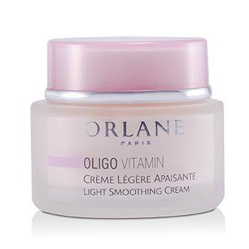 Orlane Oligo Vitamin Light Smoothing Cream (Sensitive Skin)  50ml/1.7oz