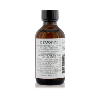 Pevonia Botanica Aromatherapy Face Oil - Dry, Devitalized Skin (Salon Size)  60ml/2oz