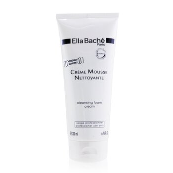 Ella Bache Cleansing Foam Cream (Salon Size)  200ml/6.65oz
