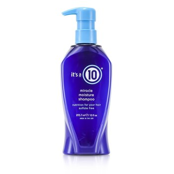 It's A 10 Miracle Moisture Shampoo  295.7ml/10oz