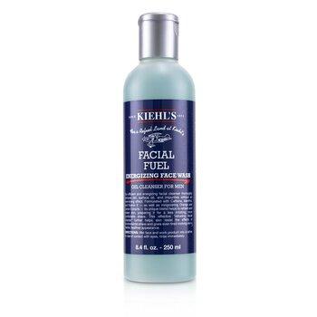 Kiehl's Facial Fuel Energizing Face Wash Gel Cleanser  250ml/8.4oz
