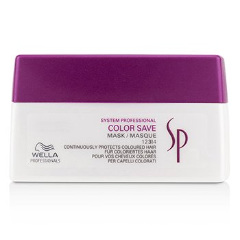 Wella SP Color Save Mask (For Coloured Hair)  200ml/6.67oz