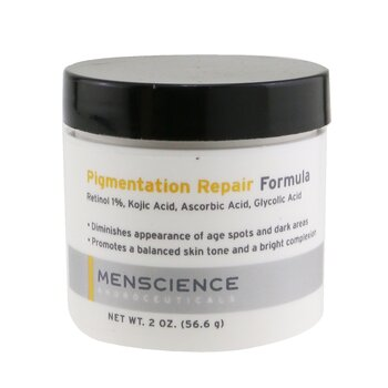 Menscience Pigmentation Repair Formula  56.6g/2oz