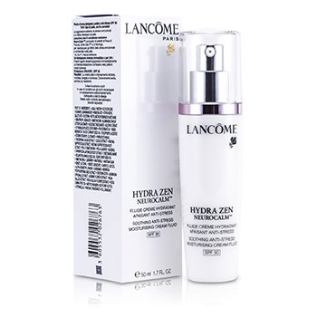 Lancome Hydra Zen Neurocalm Soothing Anti-Stress Moisturising Cream Fluid SPF30  50ml/1.7oz