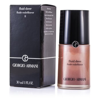 Giorgio Armani Fluid Sheer - # 11 Amber  30ml/1oz