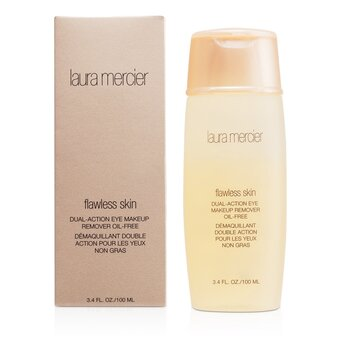 Laura Mercier Flawless Skin Dual-Action Eye Makeup Remover (Oil-Free)  100ml/3.4oz
