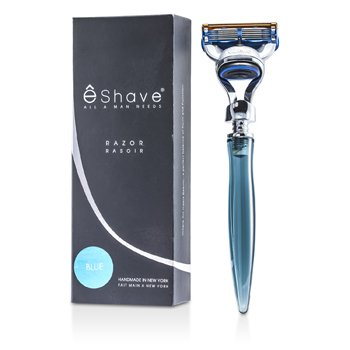 EShave 5 Blade Razor - Blue  1pc