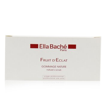 Ella Bache Nature's Scrub (Salon Size)  10x5g/0.18oz