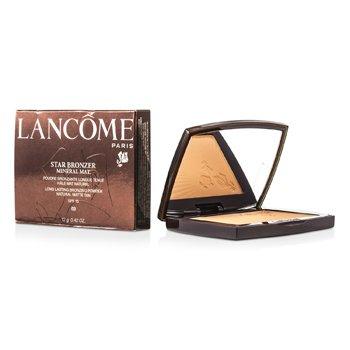 Lancome Star Bronzer Mineral Mat Long Lasting Bronzing Powder SFP15 (Natural Matte Tan) - # 03 Naturel Bronze  12g/0.42oz