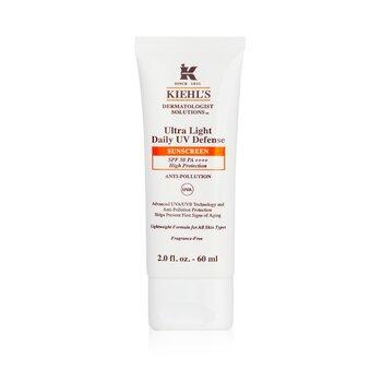 Kiehl's Ultra Light Daily UV Defense SPF 50 PA +++  60ml/2oz