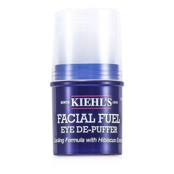 Kiehl's Facial Fuel Eye De-Puffer  5g/0.17oz