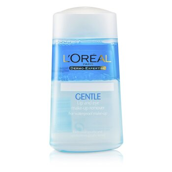 L'Oreal Dermo-Expertise Gentle Lip And  Eye Make-Up Remover  125ml/4.2oz