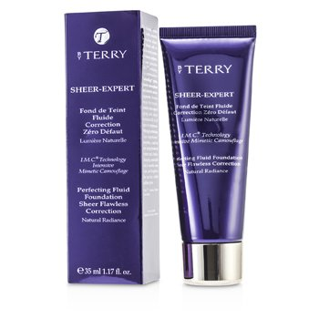 By Terry Sheer Expert Perfecting Fluid Foundation - # 4 Rosy Beige  35ml/1.17oz