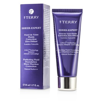 By Terry Sheer Expert Perfecting Fluid Foundation - # 7 Vanilla Beige  35ml/1.17oz