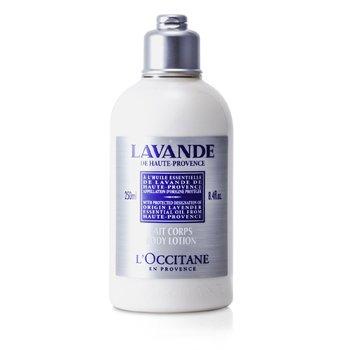 L'Occitane Lavender Harvest Body Lotion (New Packaging)  250ml/8.4oz