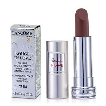 Lancome Rouge In Love Lipstick - # 275M Jolie Rosalie  4.2ml/0.12oz