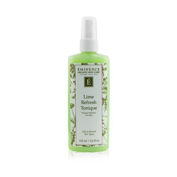 Eminence Lime Refresh Tonique - For Oily to Normal Skin  125ml/4oz