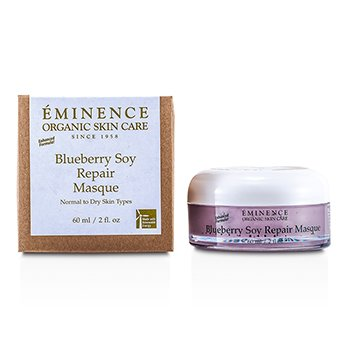 Eminence Blueberry Soy Repair Masque (Normal to Dry Skin)  60ml/2oz