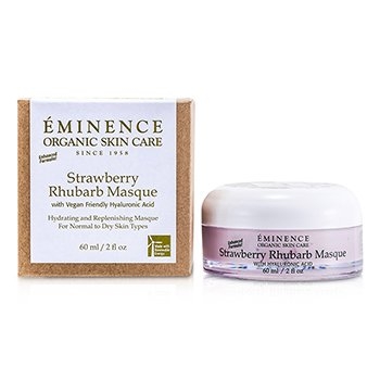 Eminence Strawberry Rhubarb Masque (Normal to Dry Skin)  60ml/2oz