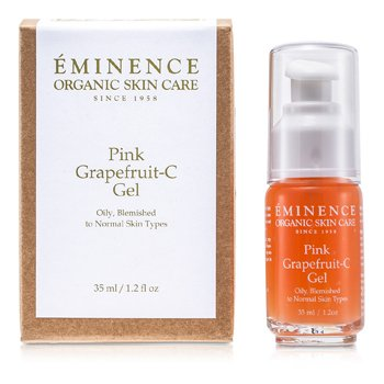 Eminence Pink Graperfruit C Gel - For Oily Blemished to Normal Skin  35ml/1.2oz