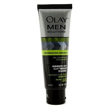 Olay Refreshing Energy Oil Contorl Cleanser (For Normal to Oily Skin)  100g/3.3oz